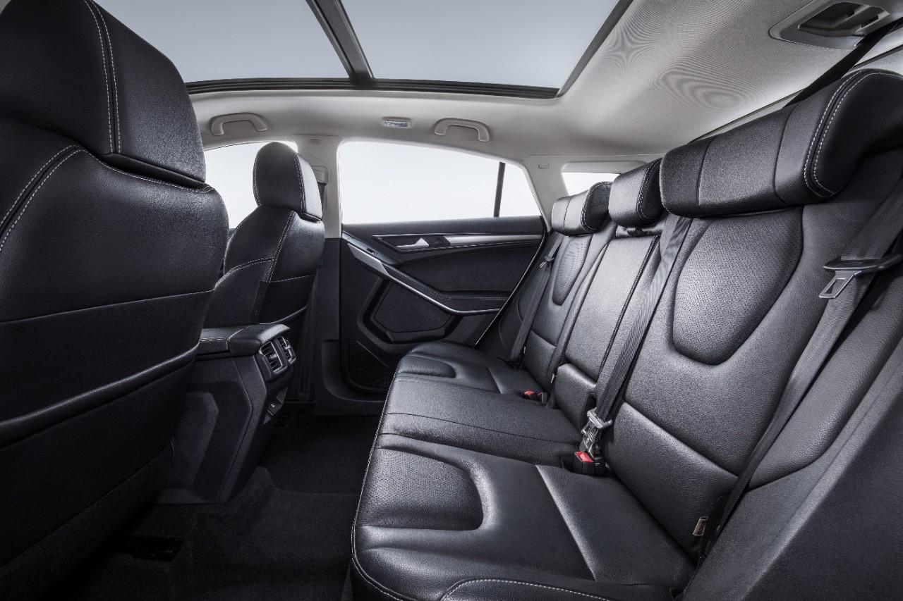 SUV Ford Territory 2019 interiores