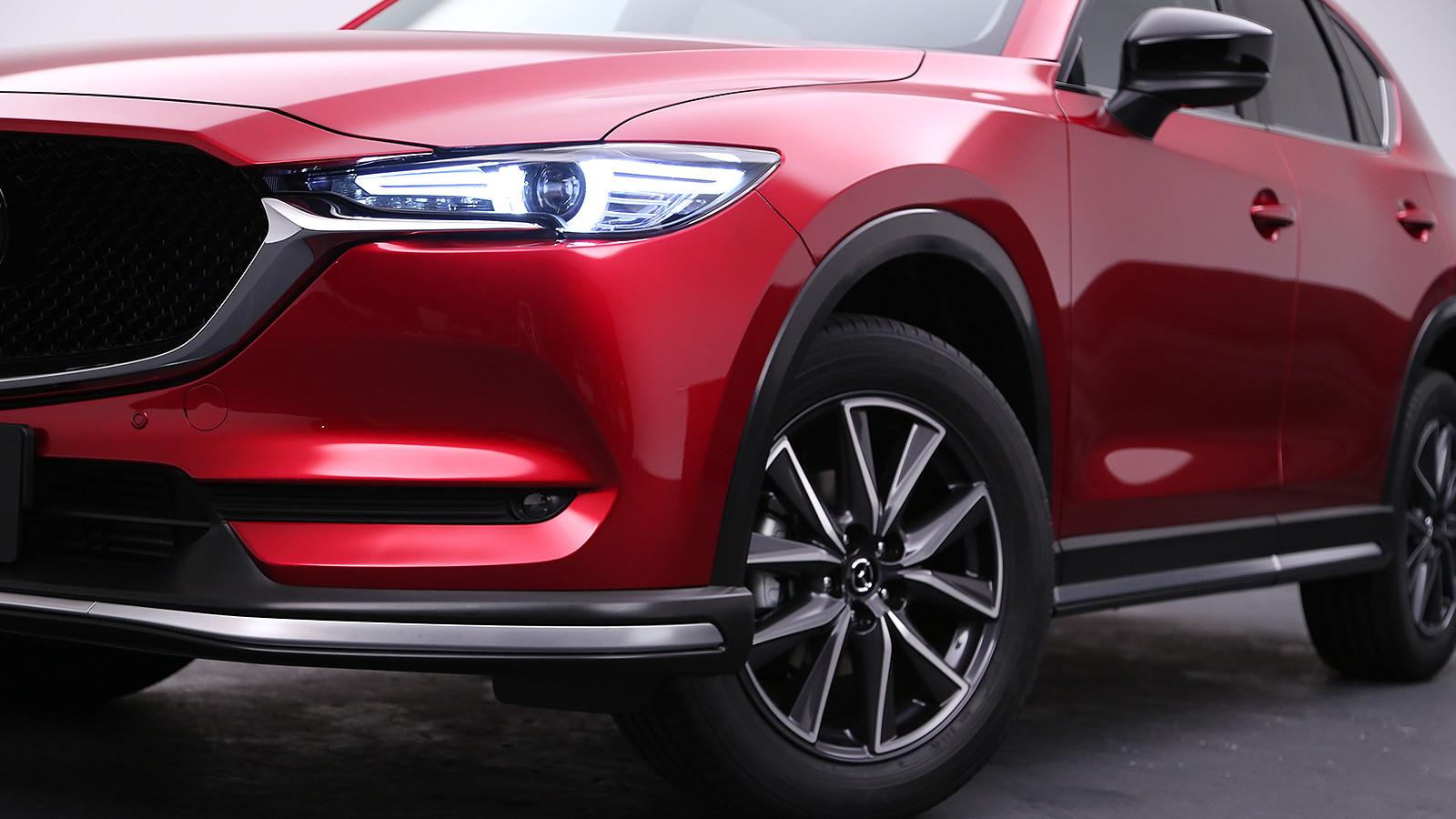 Mazda CX-5 2019 rines