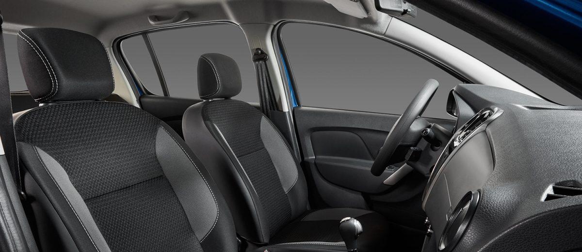 Renault Sandero 2019 interior