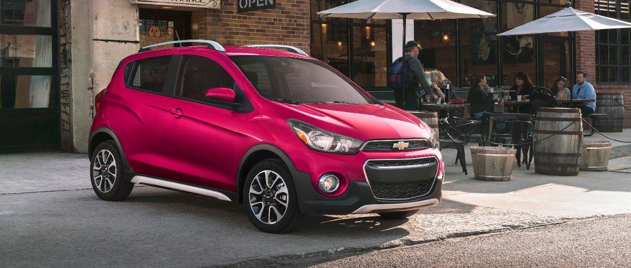 Renovado Chevrolet Spark 2019 ya está en México - Autos Actual México