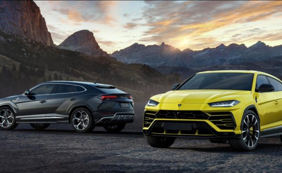 Lamborghini Urus colores