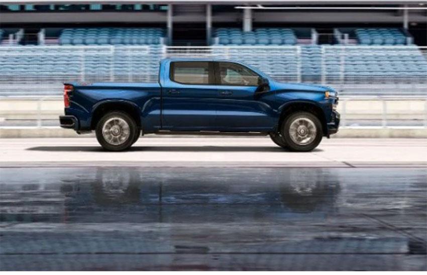 Chevrolet 2019