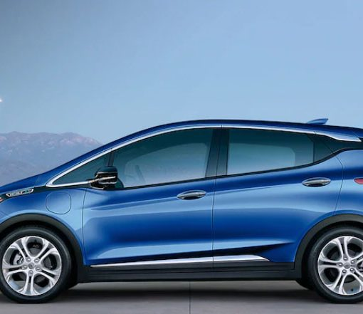 Chevrolet Bolt EV 2019, lateral