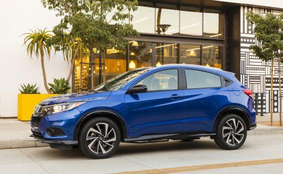 Honda HV-R 2019 perfil