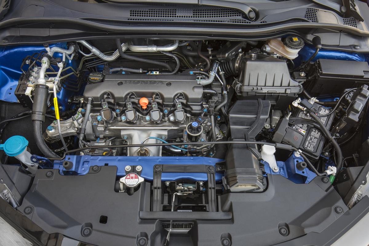 Honda HV-R 2019 motor