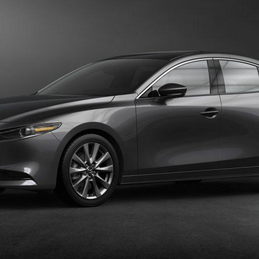 Mazda 3 2019 perfil