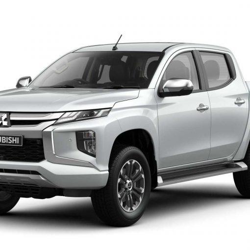 Mitsubishi L200 2019 lateral