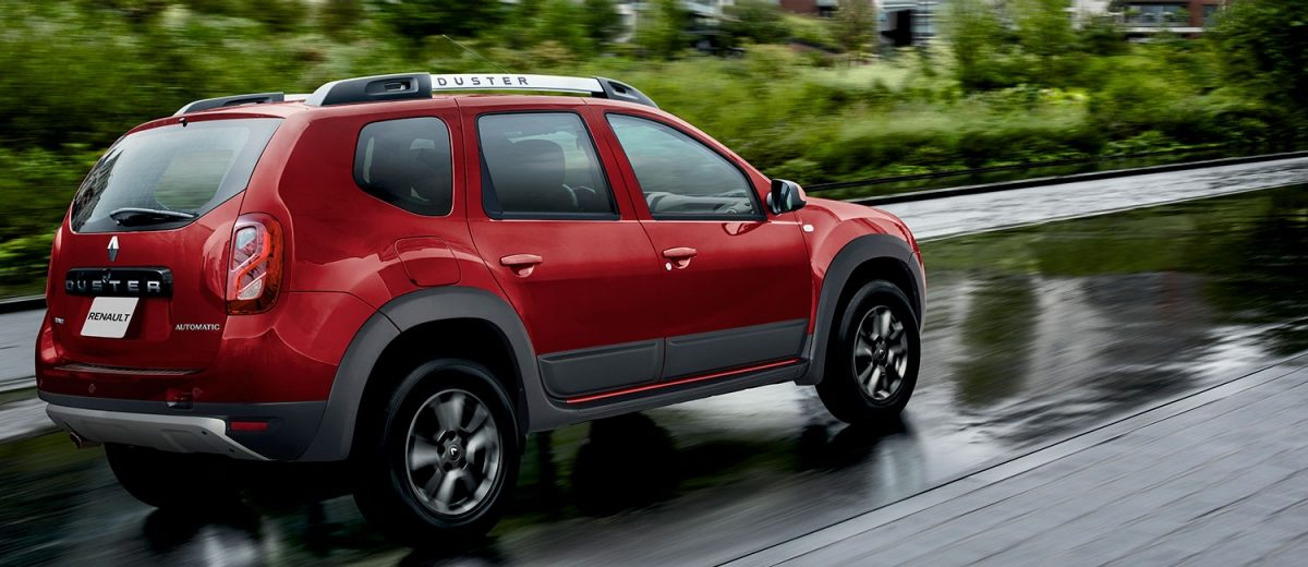Renault DUSTER 2019 lateral