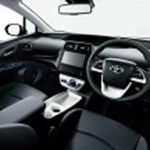 Toyota Prius 2019 interiores