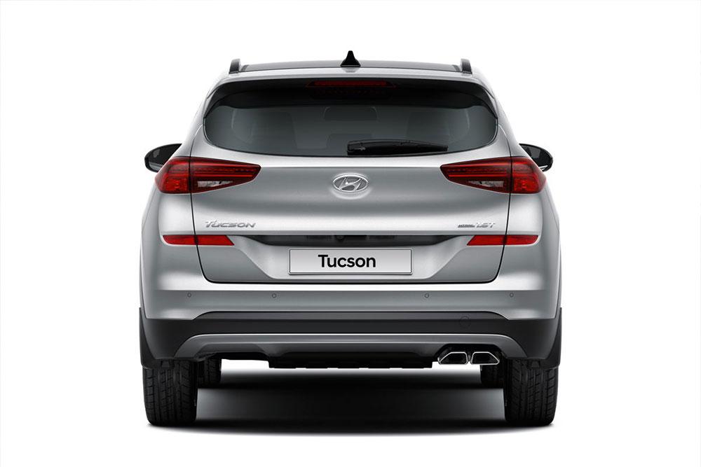 Hyundai Tucson 2019 posterior