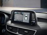 """Hyundai Tucson 2019 interior con pantalla flotante de 8"""""""