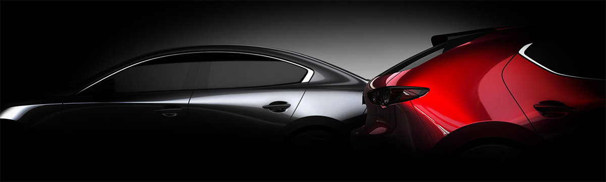 Mazda 3 2019/2020 sedán y hatchback en Los Ángeles