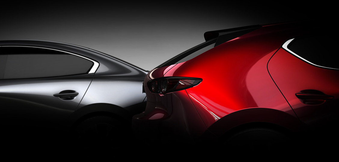 Mazda 3 2019/2020 sedán y hatchback
