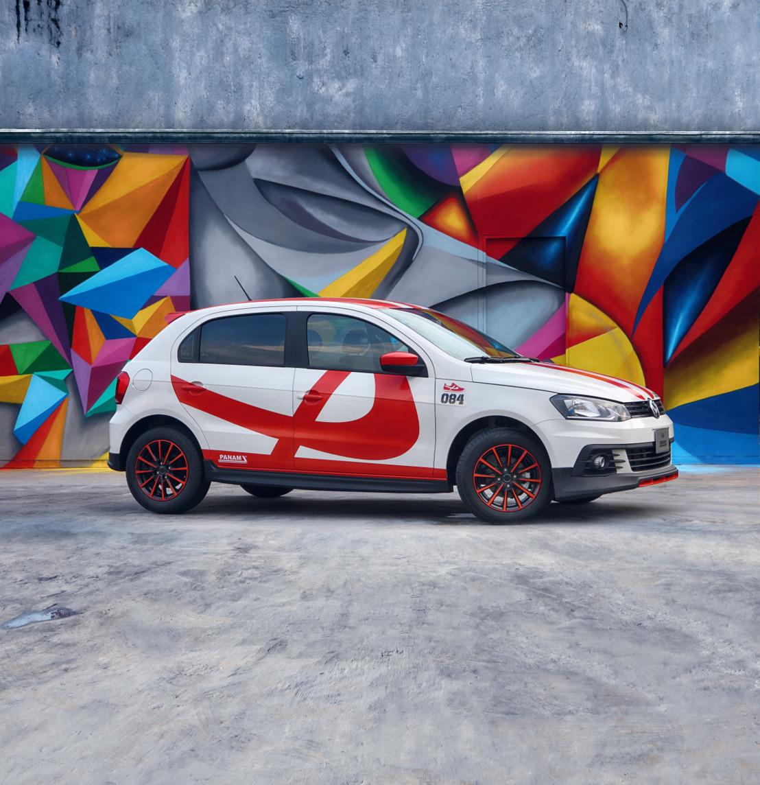 Volkswagen Gol PANAM en México