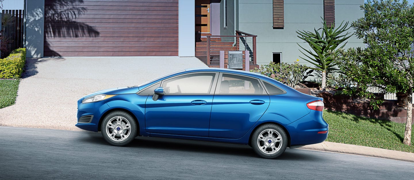 Ford Fiesta 2019 lateral