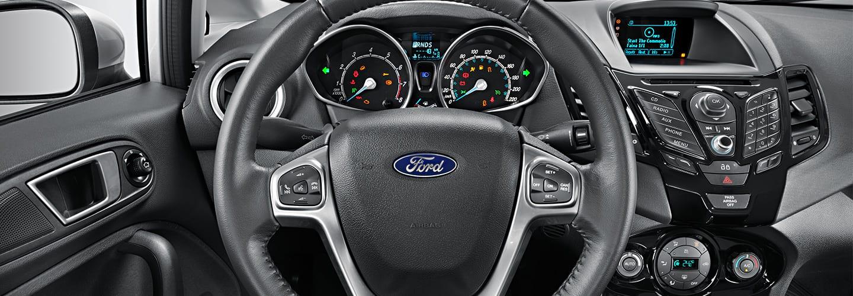 Ford Fiesta 2019 volante