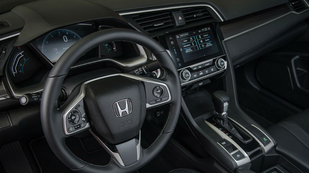 Honda Civic 2019 interiores