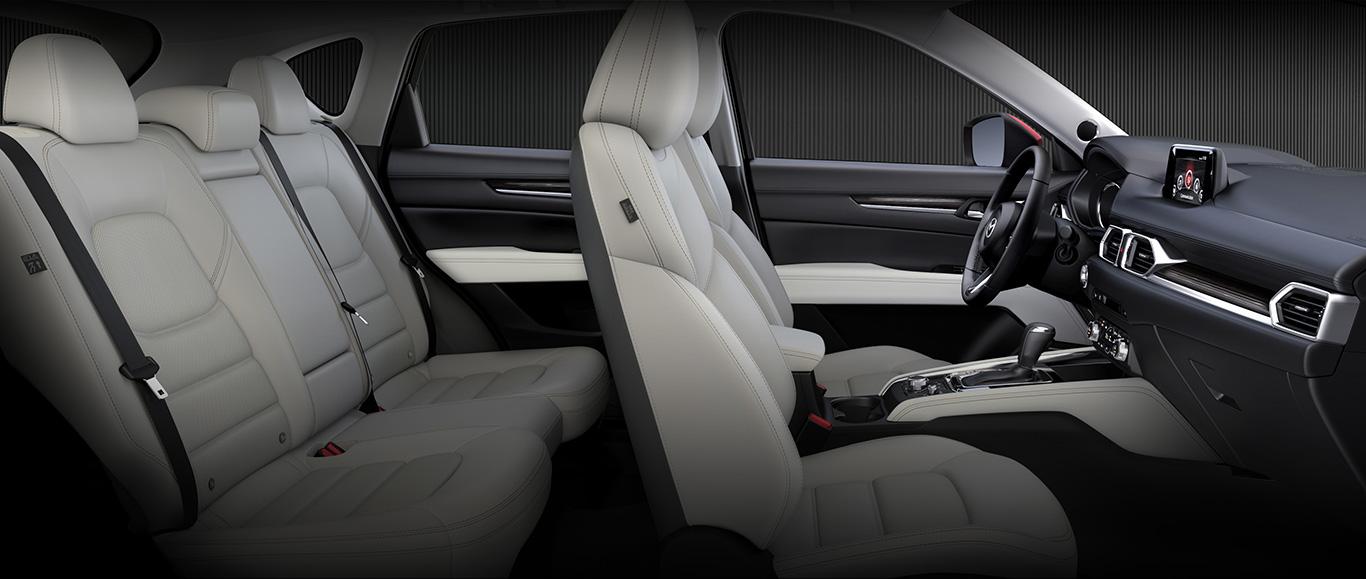 Mazda CX-5 2019 interiores