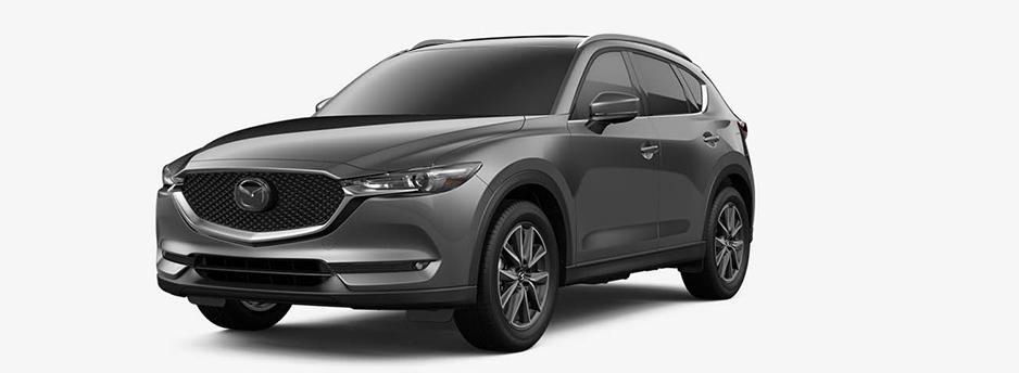 Mazda CX-5 2019 lateral