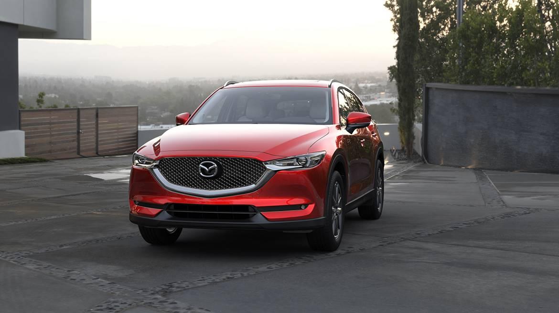 Mazda CX-5 2019 frente