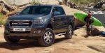Ford Ranger 2019 perfil