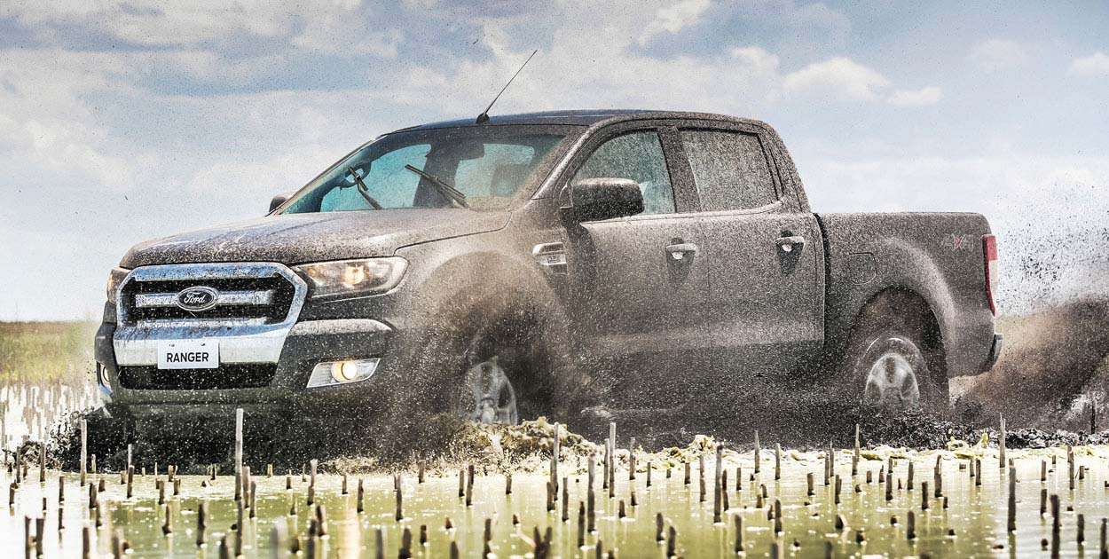 Ford Ranger 2019 off-road