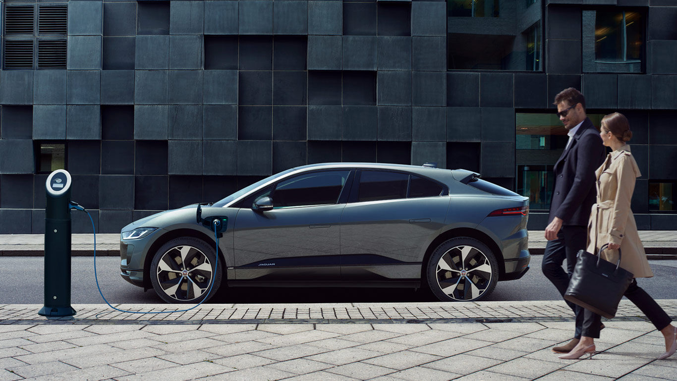 Jaguar i-Pace 2019 lateral