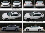 Volkswagen Passat 2020 bocetos