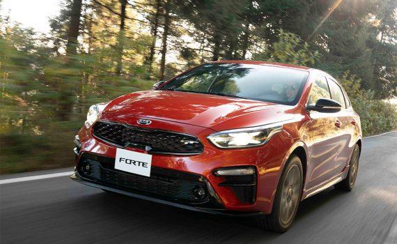 Kia Forte Hatchback 2019 turbo