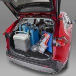 Toyota RAV4 2019 en México interior cajuela amplia con equipaje