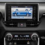 Toyota RAV4 2019 en México interior pantalla touch