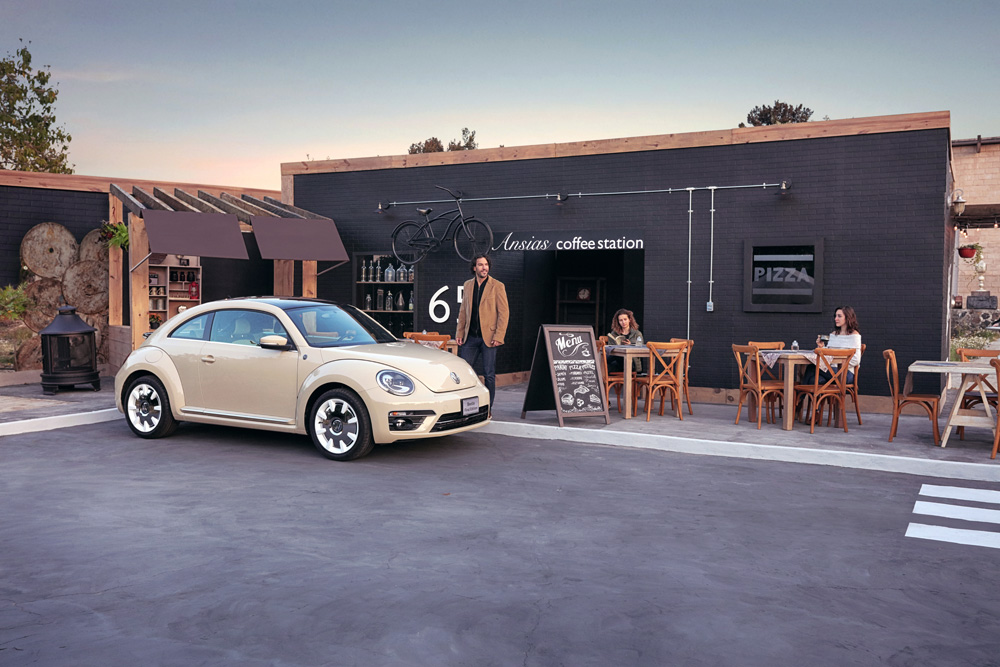 Volkswagen Beetle Final Edition 2019 en México - en calle