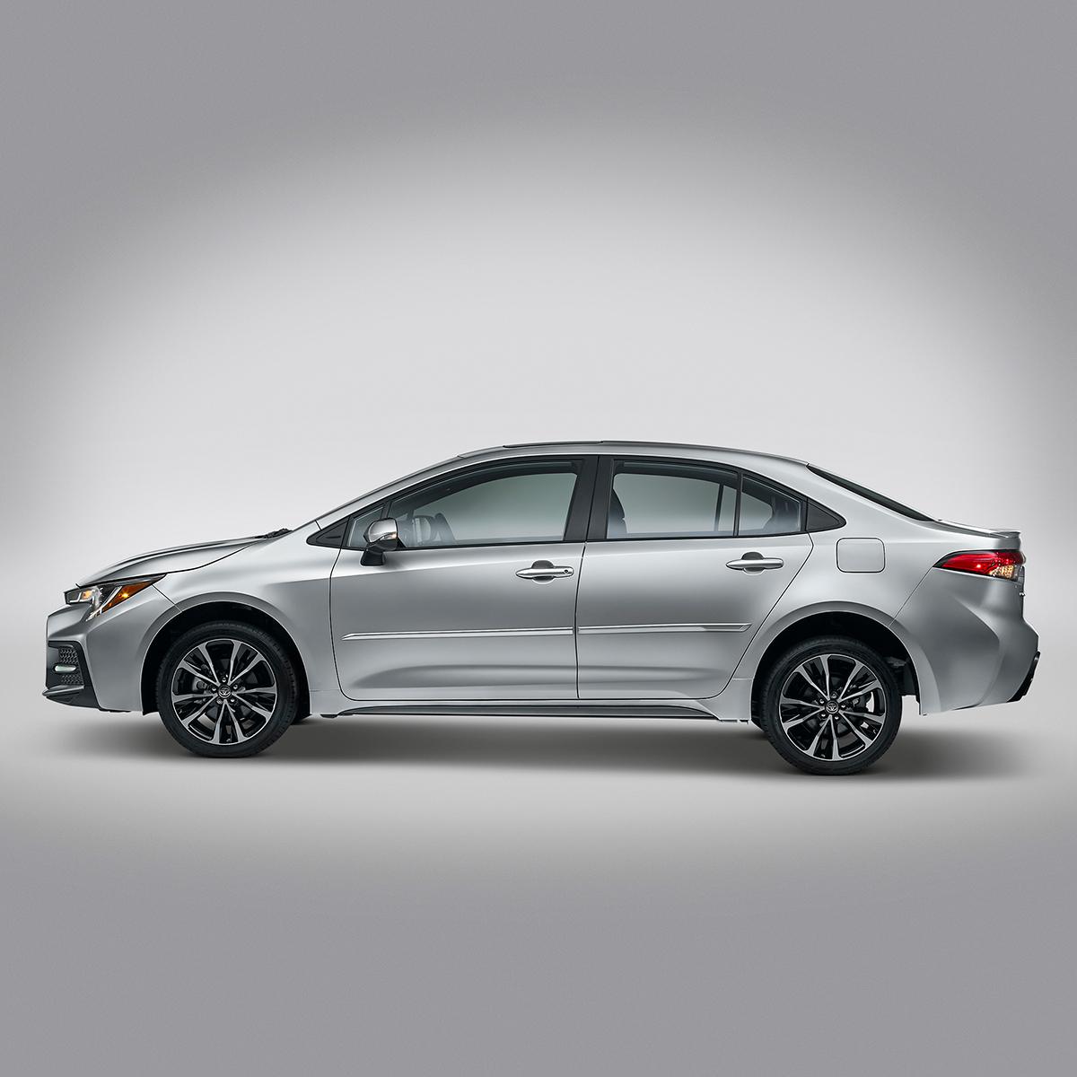 Toyota Corolla 2020 Llega A México Conoce Precios Y