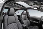 Toyota Corolla 2020 interior asientos y quemacocos