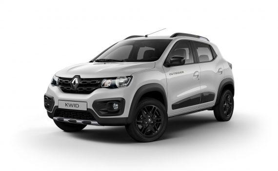 Renault KWID 2019 México, diseño exterior