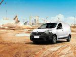 Renault Kangoo 2019 en México, lateral en construcción