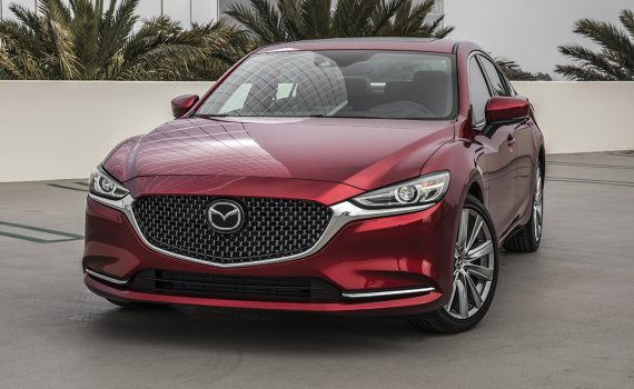 Mazda 2020 México frente