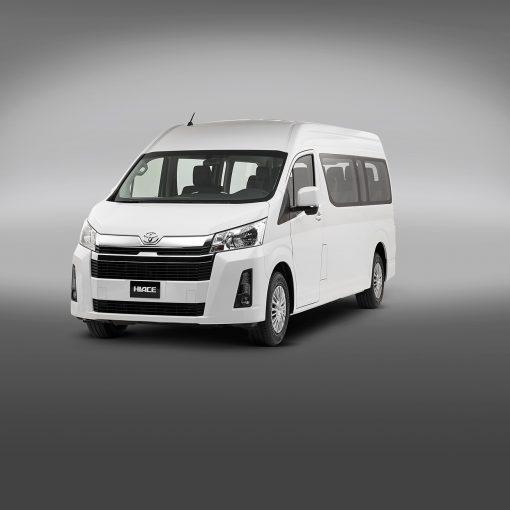 Toyota Hiace 2020 México - diseño exterior