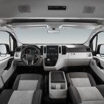 Toyota Hiace 2020 México - interior cabina