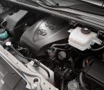 Toyota Hiace 2020 México - motor