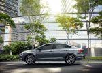 Volkswagen Virtus 2020 México lateral