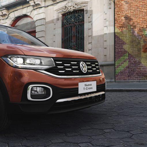 Volkswagen T-Cross 2020 en México