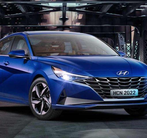 Hyundai Elantra 2022 en México