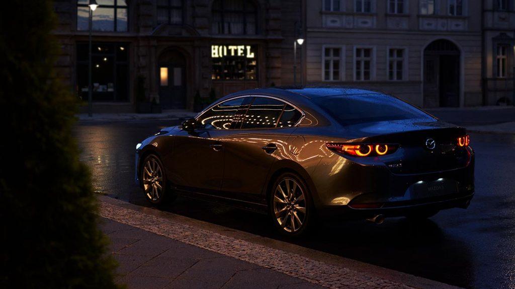 Mazda 3 sedán 2021 en México
