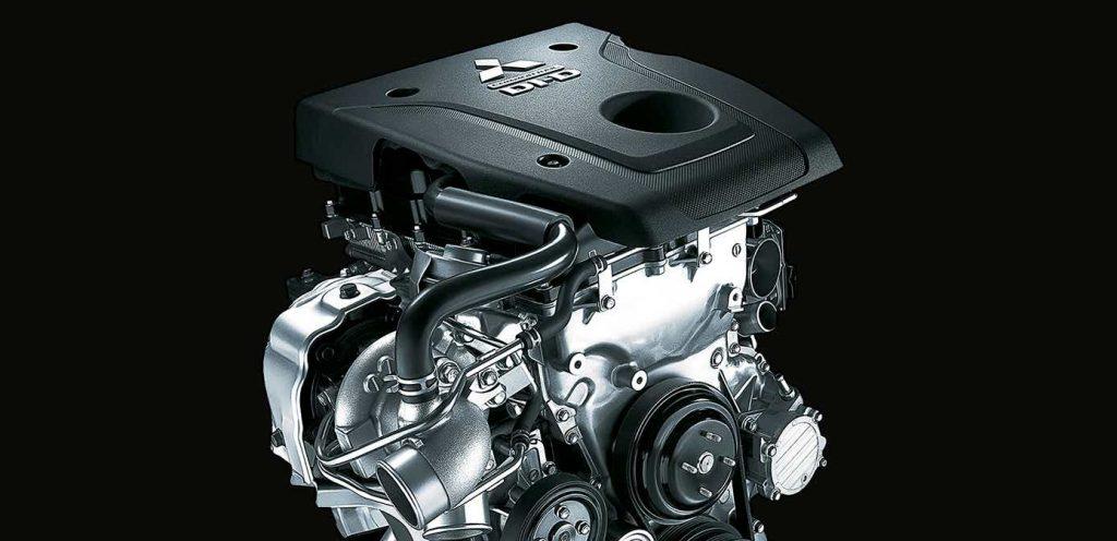 Mitsubishi L200 2022 México motor 2.4L Turbo diésel