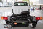 Nissan Np300 conversión a Gas natural tanque