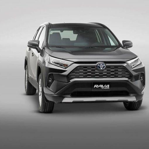 Toyota RAV4 2021 en México color gris