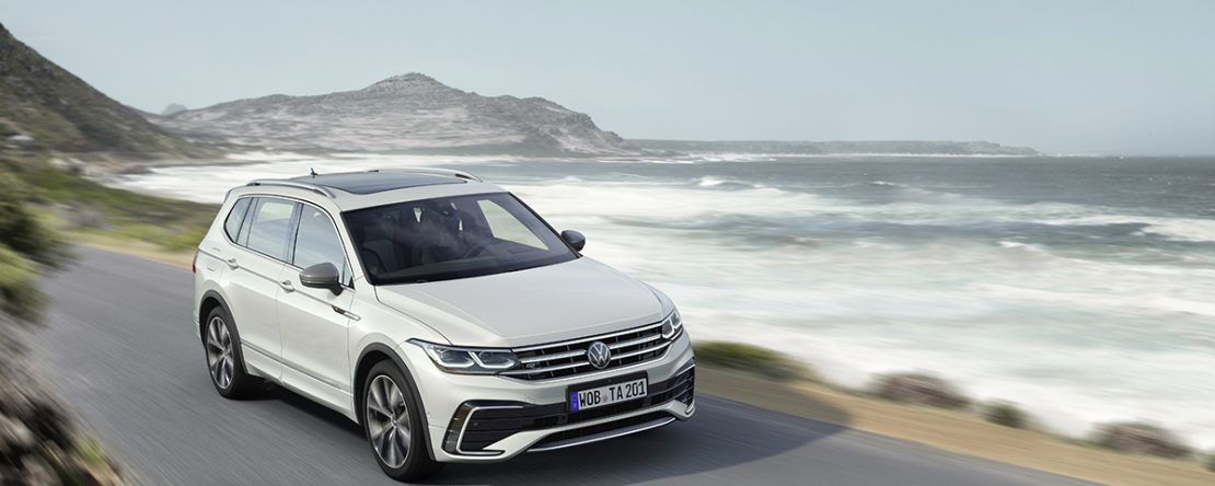 Volkswagen Tiguan 2022 color blanco