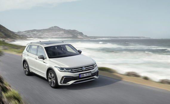 Volkswagen Tiguan 2022 color blanco