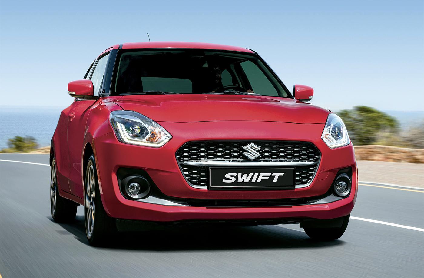 Suzuki Swift 2021 en México